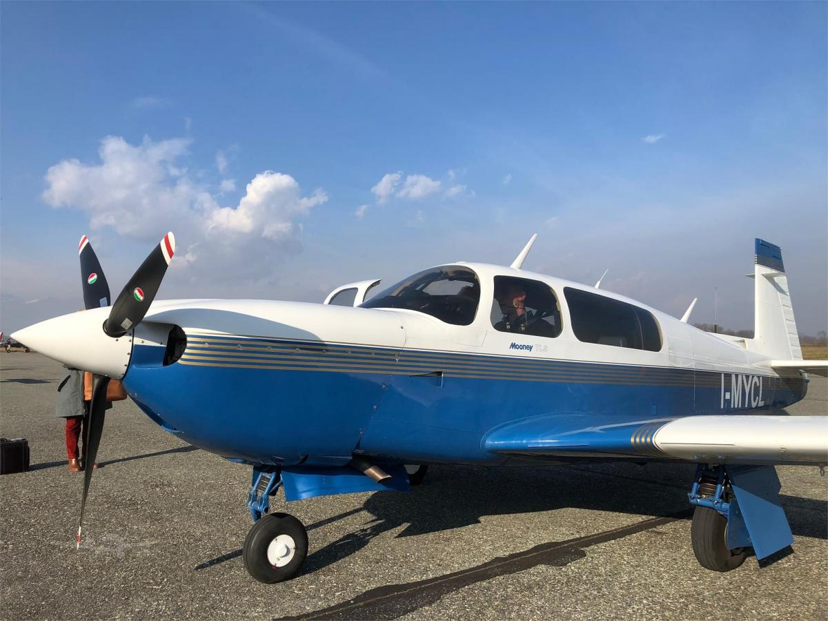 1992 MOONEY M20M BRAVO Photo 2