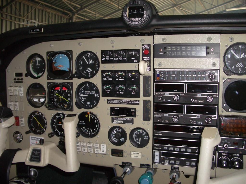 1992 MOONEY M20M BRAVO Photo 5