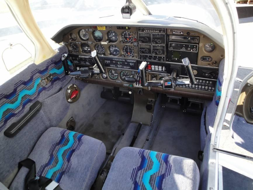 1978 PIPER TURBO ARROW III Photo 4