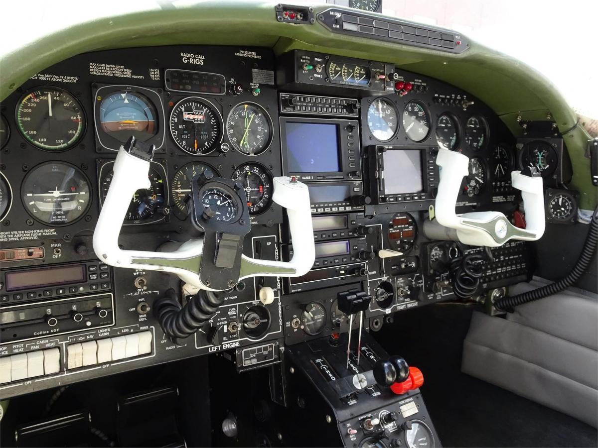 1979 AEROSTAR 601P/SUPERSTAR II Photo 4