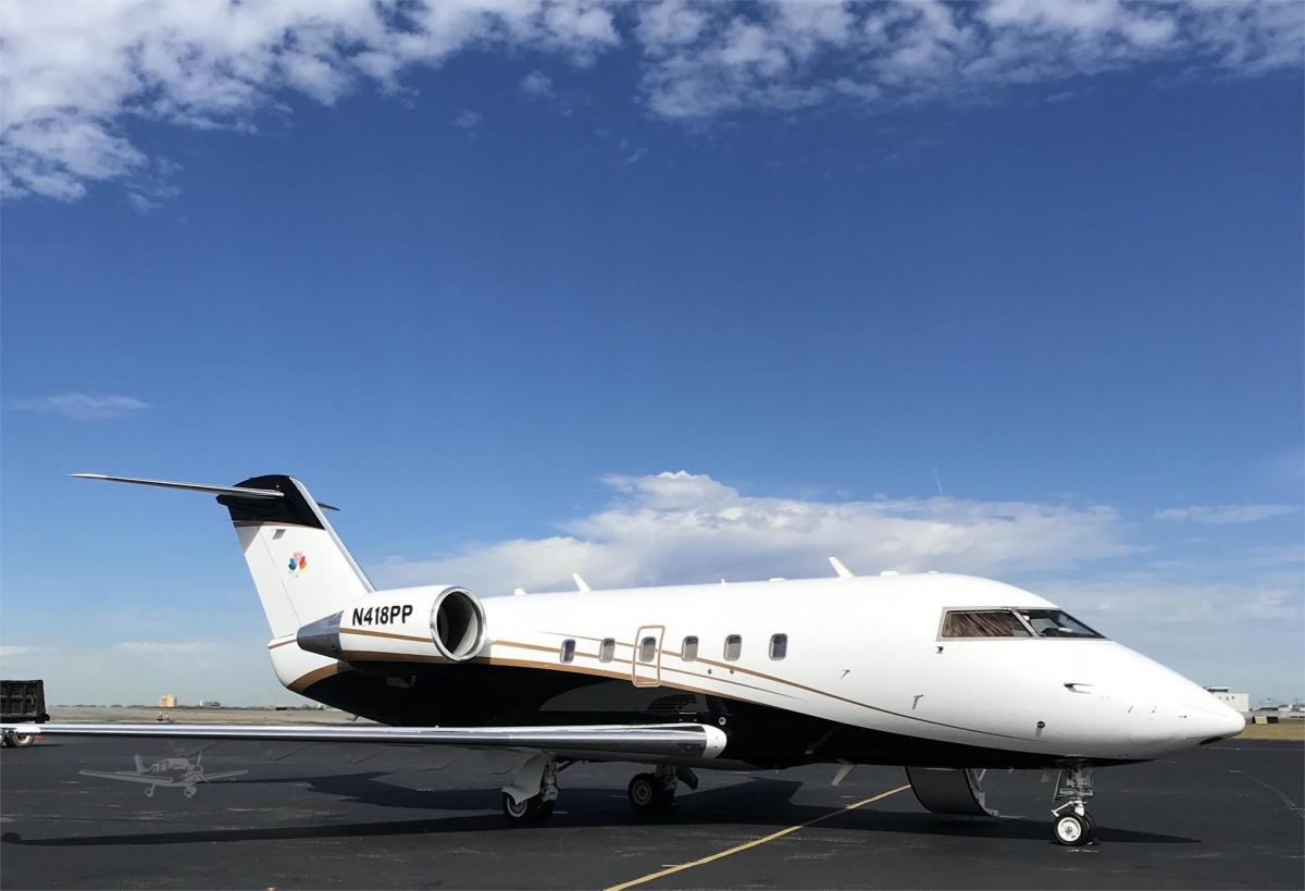 1986 BOMBARDIER/CHALLENGER 601-1A  - Photo 1