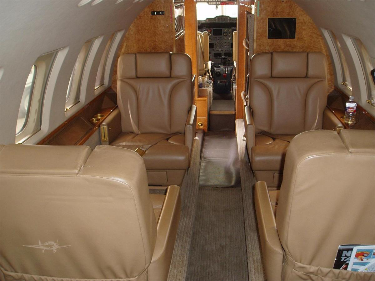 1996 HAWKER 800XP Photo 3