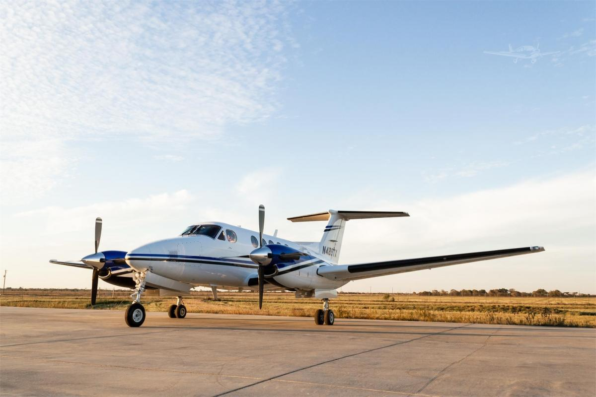 1992 BEECHCRAFT KING AIR B200 - Photo 1