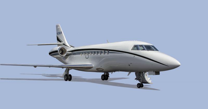 1998 Dassault Falcon 2000 - Photo 1