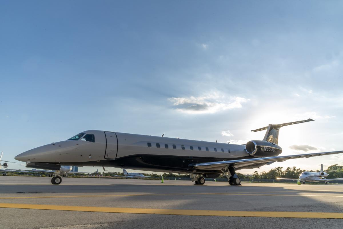 2004 Embraer Legacy 600 Photo 3