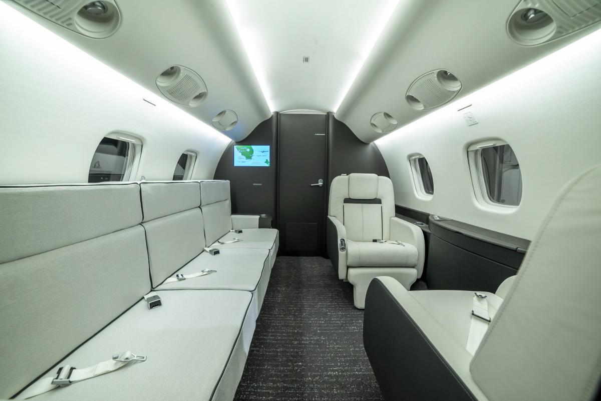 2004 Embraer Legacy 600 Photo 5
