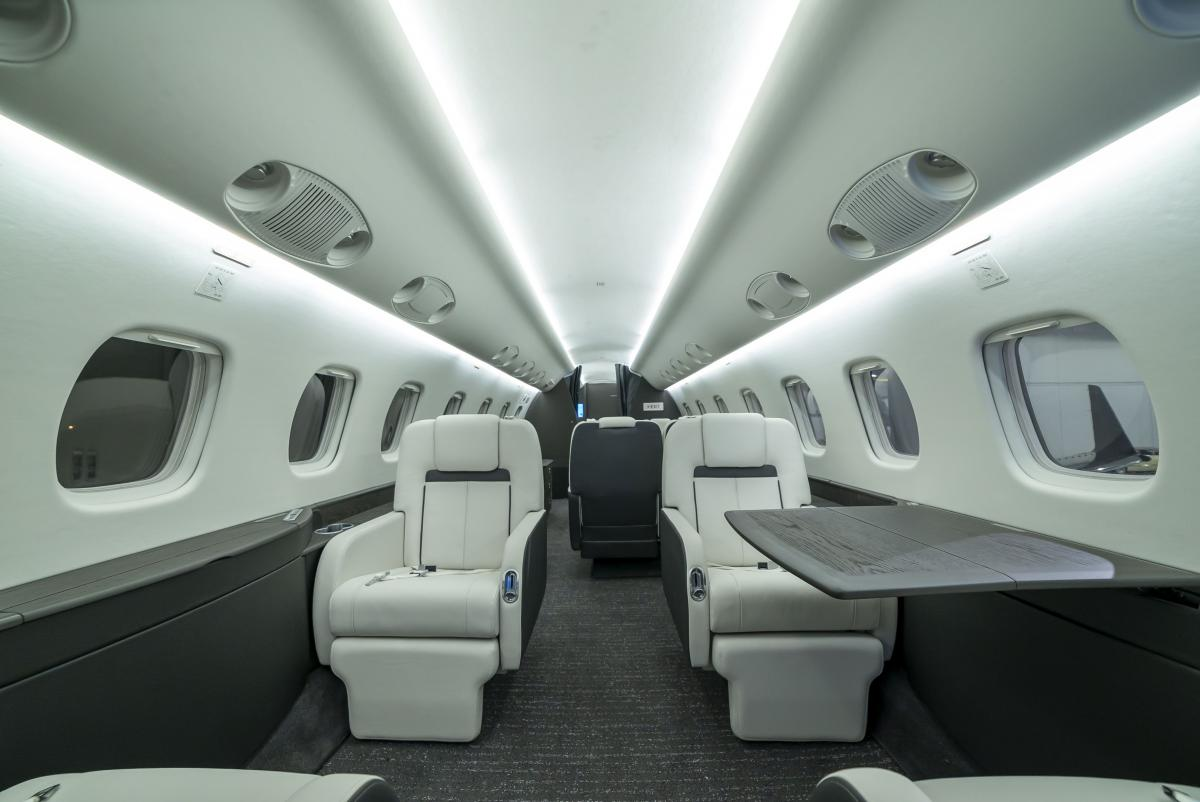 2004 Embraer Legacy 600 Photo 4