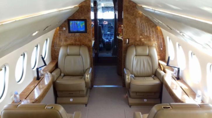 1997 Dassault Falcon 2000  Photo 4
