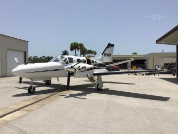 1983 CESSNA CONQUEST I - Photo 2