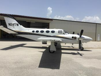 1983 CESSNA CONQUEST I - Photo 3