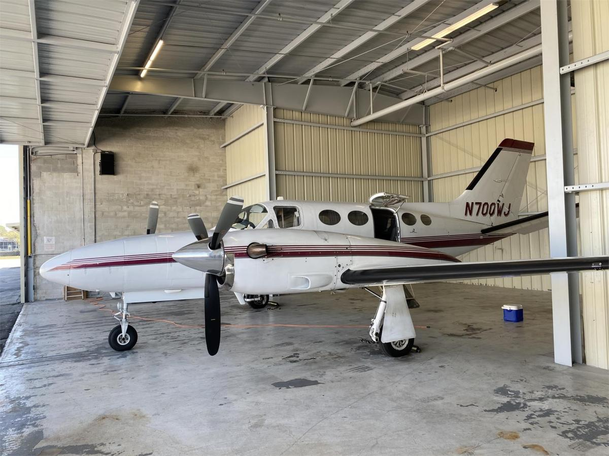 1981 CESSNA CONQUEST I Photo 3