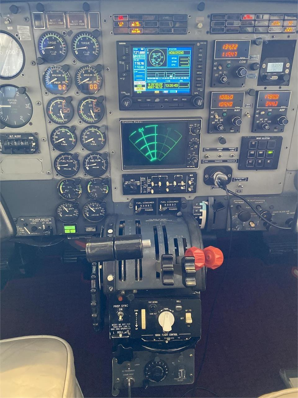 1981 CESSNA CONQUEST I Photo 7
