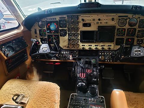 1982 BEECHCRAFT KING AIR B200 Photo 4