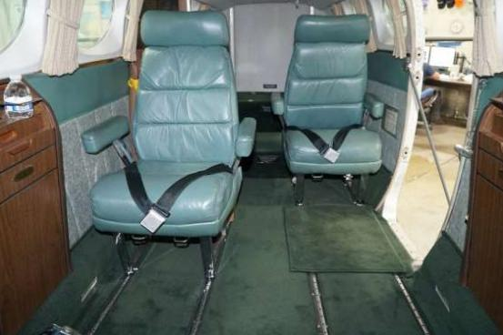 1976 Cessna 414 RAM VI Photo 3