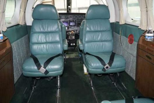 1976 Cessna 414 RAM VI Photo 4