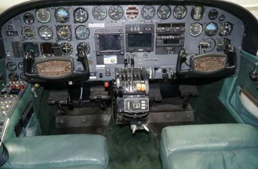 1976 Cessna 414 RAM VI Photo 5