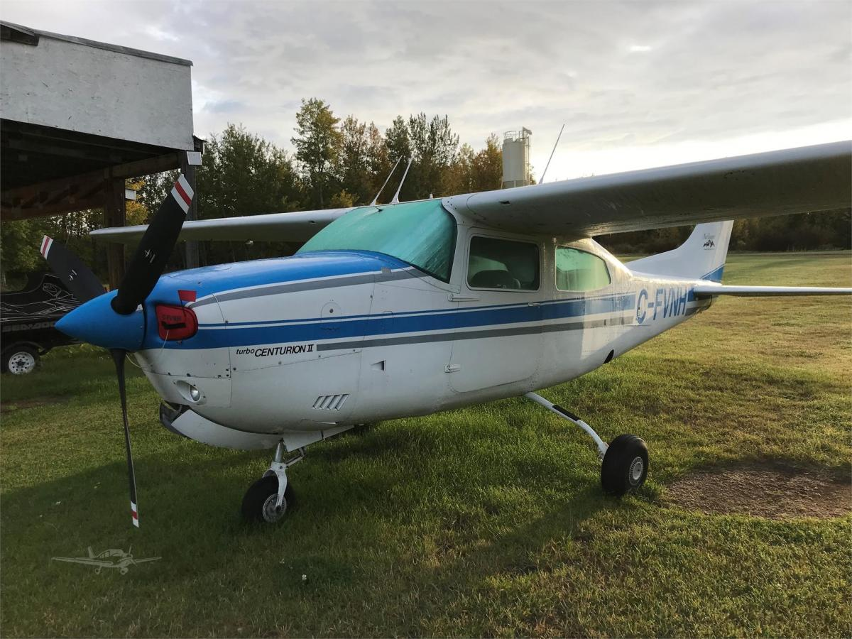 1978 CESSNA TURBO 210N  Photo 2