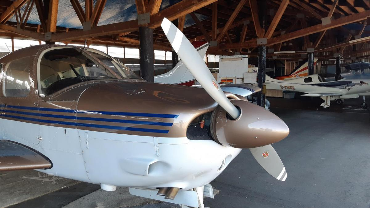 1969 PIPER ARROW II Photo 2