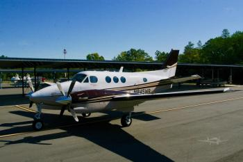 2008 BEECHCRAFT KING AIR C90GTi  for sale - AircraftDealer.com