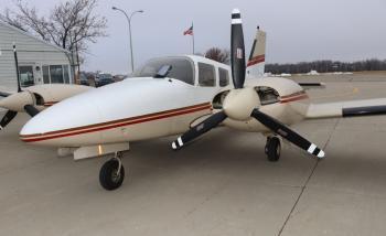 1983 PIPER SENECA III for sale - AircraftDealer.com