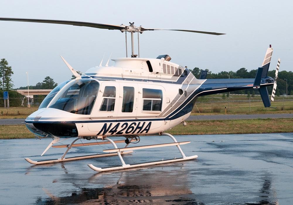 1990 Bell 206L-3 - Photo 1