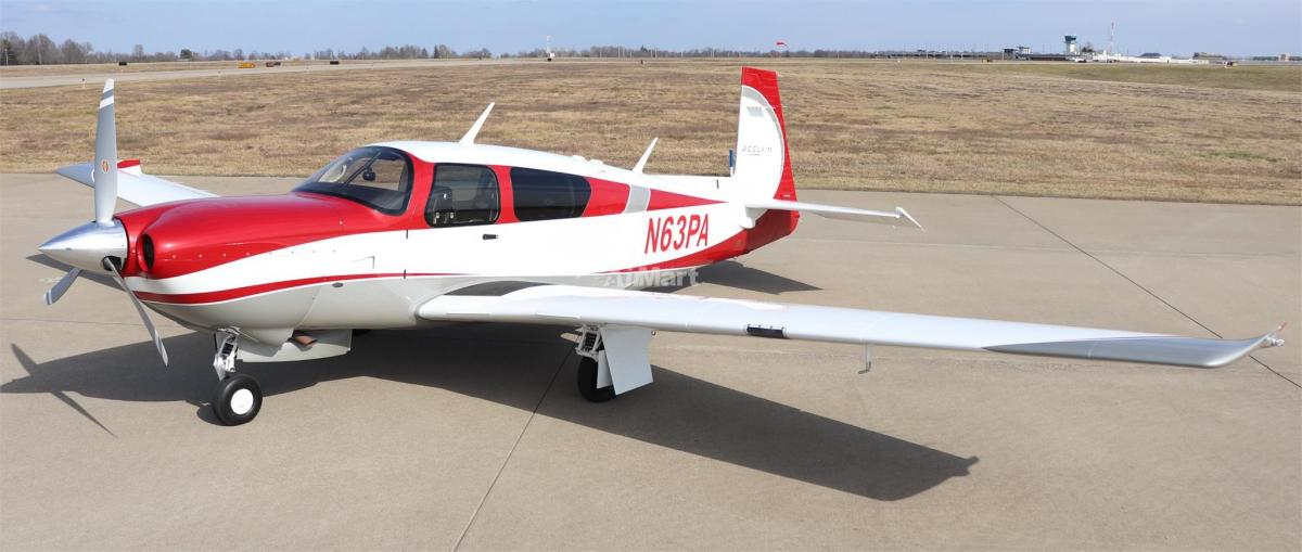2018 Mooney M20V Acclaim Ultra Photo 2