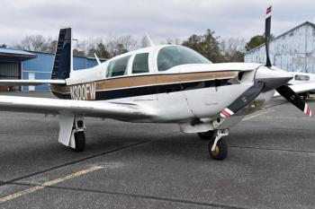 1981 MOONEY M20K 231  for sale - AircraftDealer.com