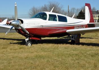 1976 Mooney M20F Executive for sale - AircraftDealer.com