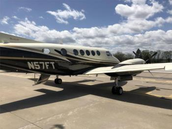 1976 Beech King Air 200 - Photo 4
