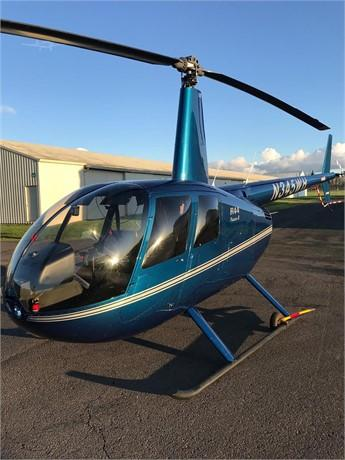 2016 ROBINSON R44 RAVEN II for sale - AircraftDealer.com