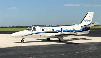 1981 CESSNA CITATION ISP for sale - AircraftDealer.com