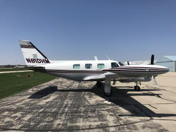 1983 PIPER CHEYENNE IA for sale - AircraftDealer.com