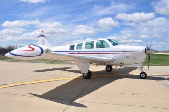 1980 BEECHCRAFT A36TC BONANZA for sale - AircraftDealer.com