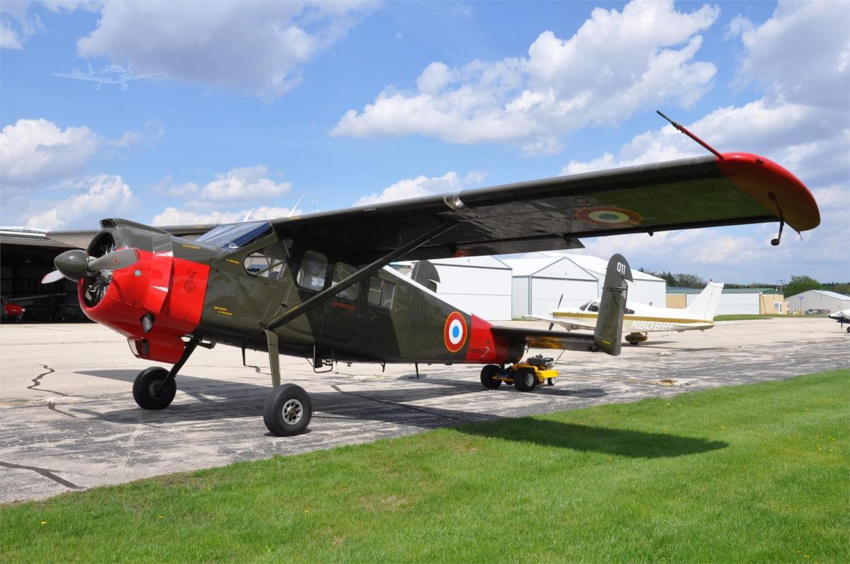 1956 MAX HOLSTE MH1521 BROUSSARD - Photo 1