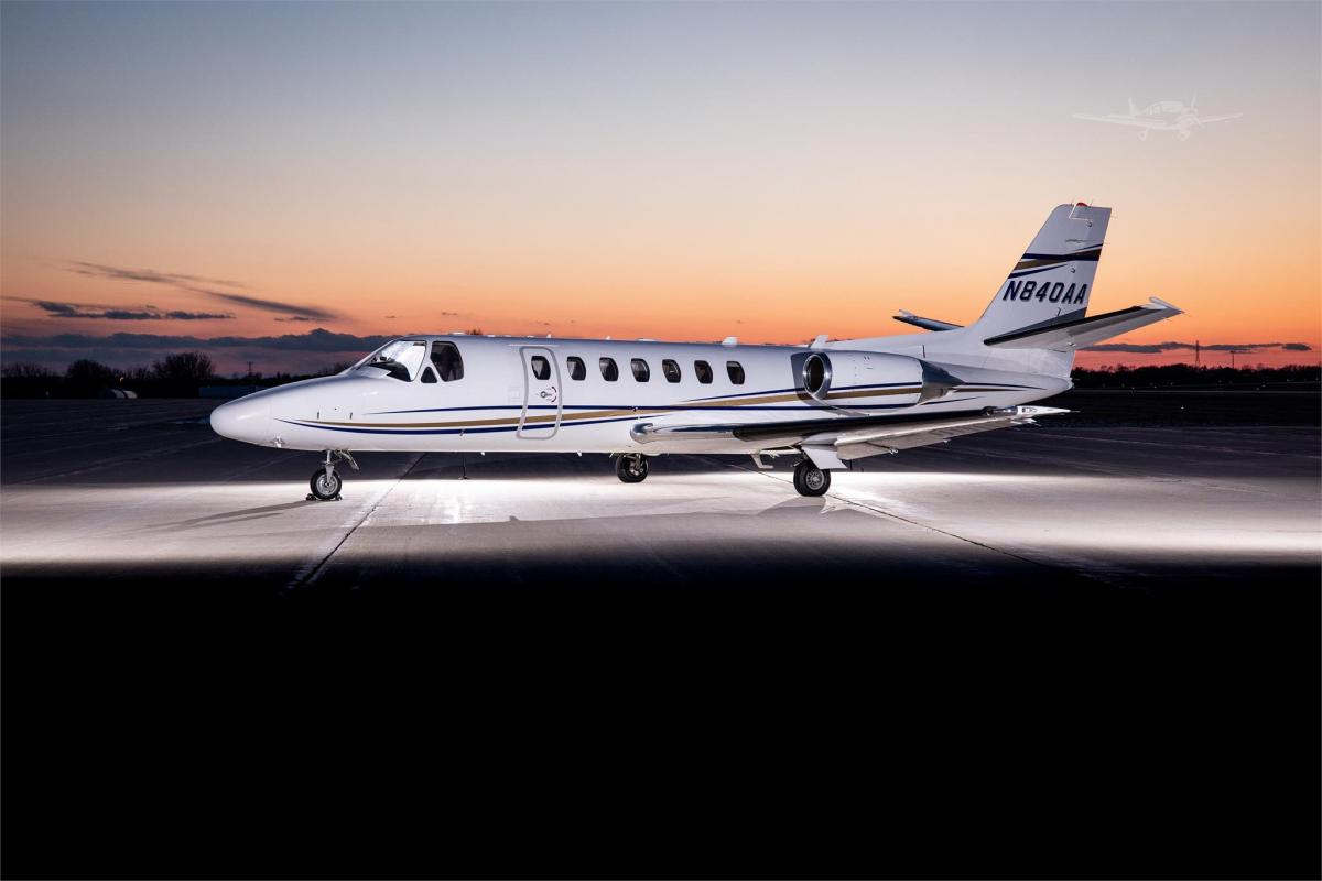 1997 CESSNA CITATION V ULTRA Photo 2
