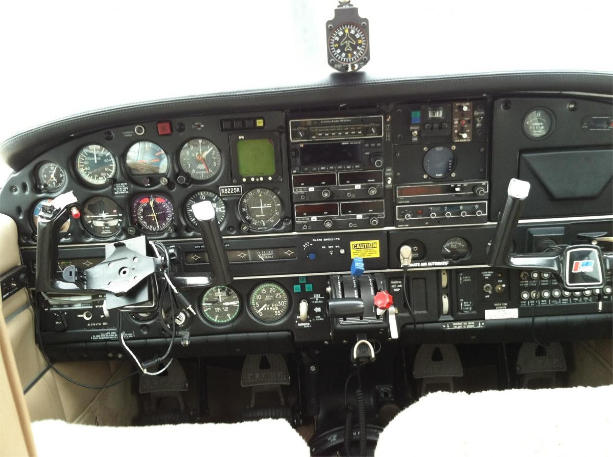 1980 PIPER T SARATOGA SP Photo 4