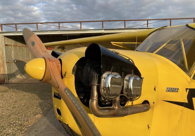 1940 Piper J-3 Cub Photo 3