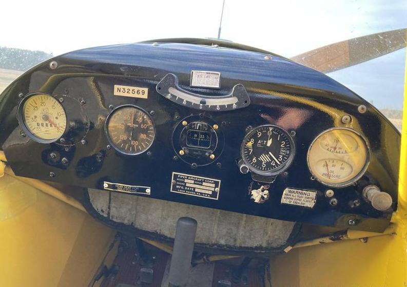 1940 Piper J-3 Cub Photo 5
