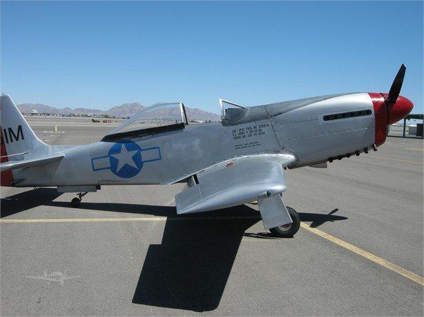 1989 FALCONAR SAL P-51D MUSTANG Photo 4