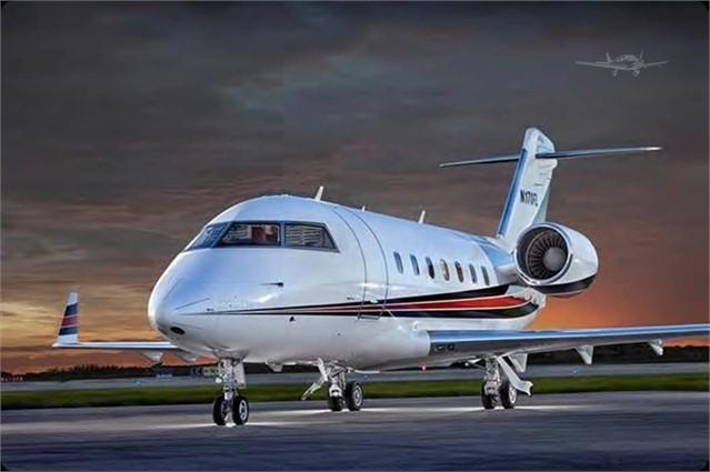 1990 BOMBARDIER/CHALLENGER 601-3A/ER - Photo 1