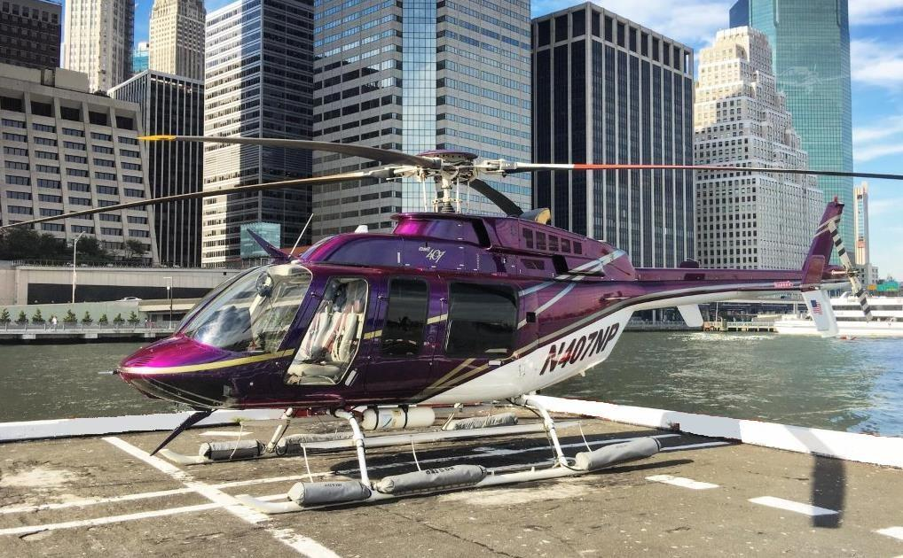 2005 BELL 407 Photo 2