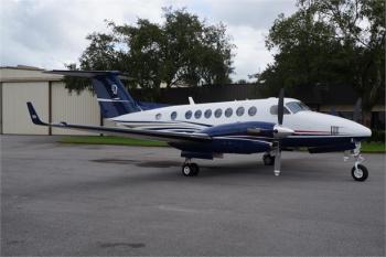 2002 BEECHCRAFT KING AIR 350 for sale - AircraftDealer.com