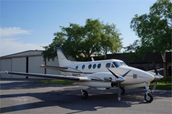 1974 BEECHCRAFT KING AIR C90 for sale - AircraftDealer.com