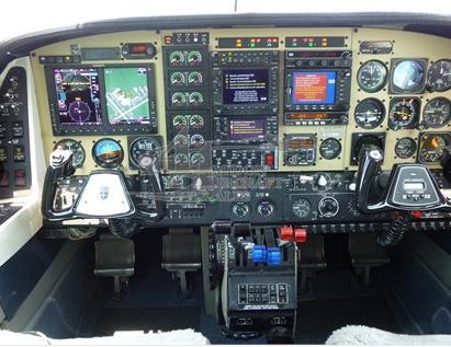 Beechcraft Duke Turboprop 1982 Beechcraft B60 Duke