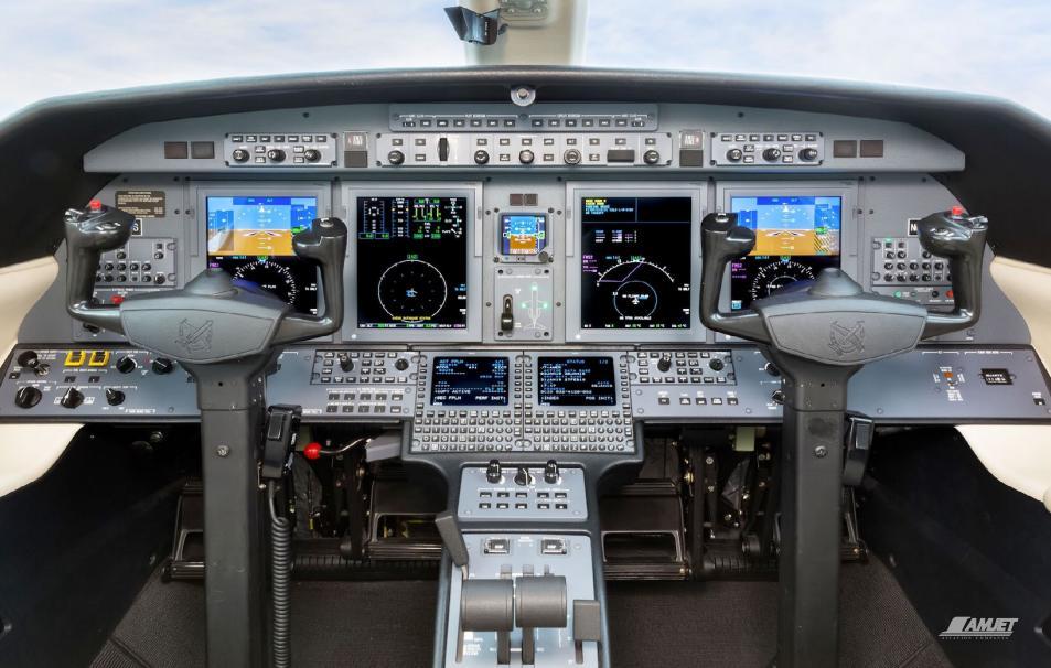 2014 Cessna Citation CJ4 Photo 4