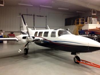 1984 PIPER AEROSTAR 700P for sale - AircraftDealer.com