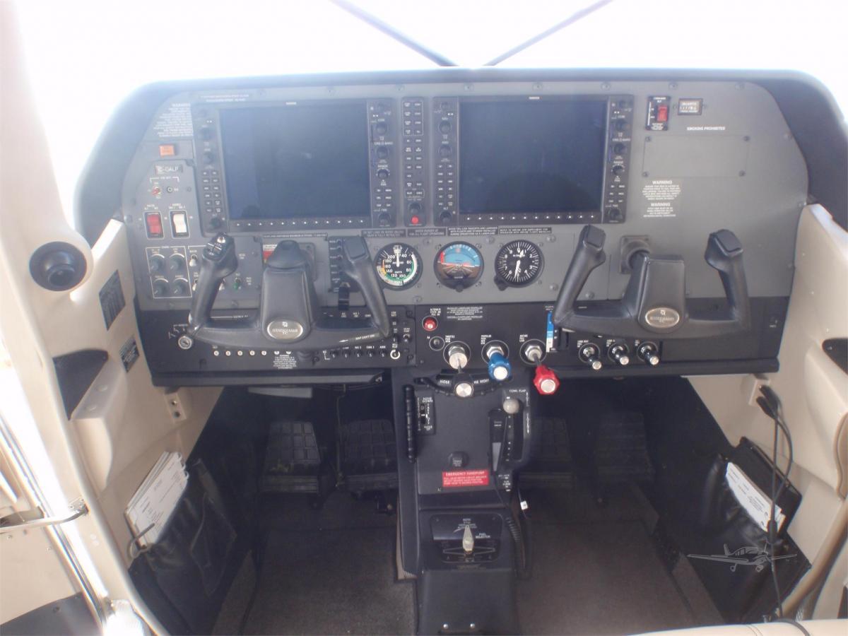 2012 CESSNA TURBO 206H AMPHIBIAN Photo 4