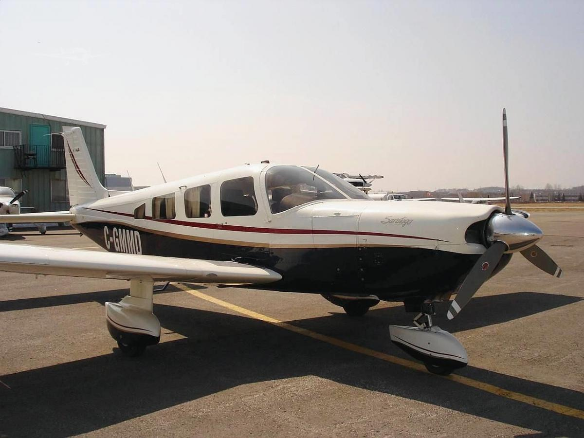 1980 PIPER SARATOGA - Photo 1