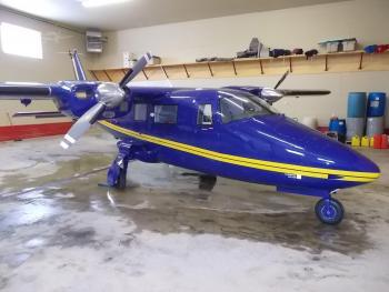 2013 VULCANAIR/PARTENAVIA P68R  for sale - AircraftDealer.com