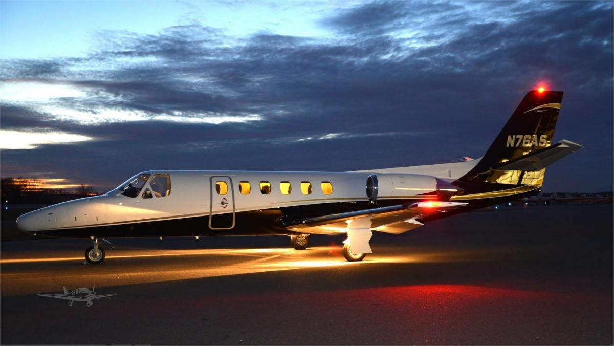1982 CESSNA CITATION II  Photo 2